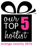 Top 5 Hotlist